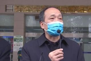 市委书记为赴汉医护壮行演讲火了