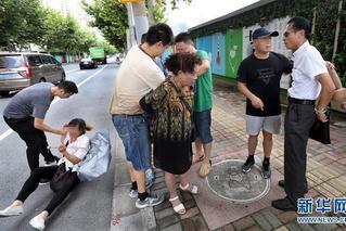 实拍上海街头诈骗现形记