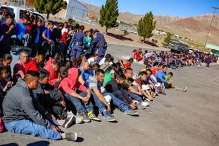 史上最大动作!美逮捕680名非法移民
