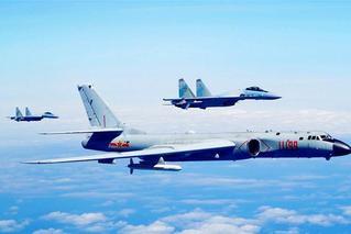 空军发宣传片展现歼20、轰6K海上新航迹