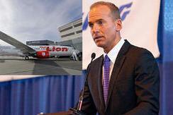 波音CEO向遇难者家属道歉:我们的责任