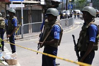 """""""伊斯兰国""""宣称对斯里兰卡爆炸负责"""