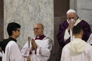 教皇病了取消弥撒?外媒:罗马已3例确诊