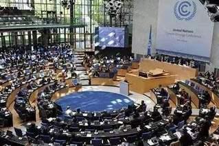 2020年联合国气候变化大会因疫情延期