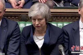 脱欧协议在议会惨败 英徘徊在十字路口