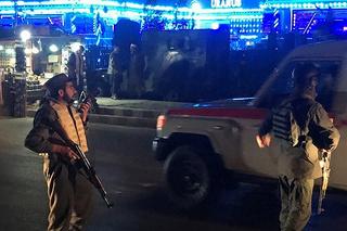 阿富汗集会遭炸弹袭击 至少40死60伤