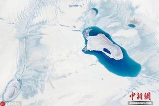 格陵蘭冰蓋融成瀑布?恐加快海平面上升