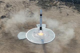 中国民营火箭完成第二次火箭发射及回收