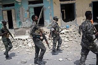 索马里恐袭已致26死 2中国公民受伤