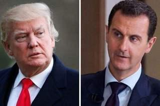 美国宣布制裁叙利亚