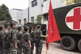 解放军五大战区总医院全部成立