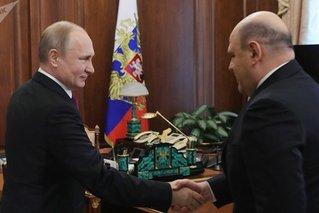 普京提名米舒斯京担任俄新一届政府总理