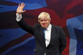约翰逊当选英保守党新党魁 将接任首相