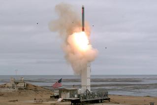 退出中导条约后,美国首次试射中程导弹