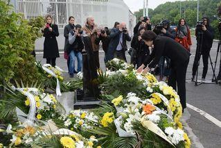 中国驻南联盟使馆被炸20年纪念活动举行