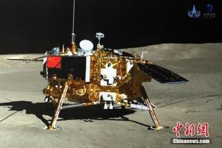 嫦娥四号工作时长突破300天