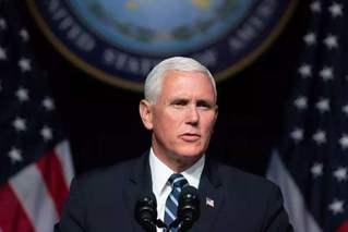 美副总统将见埃尔多安 敦促土在叙停火
