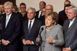 2019年 德国政坛陷入迷茫